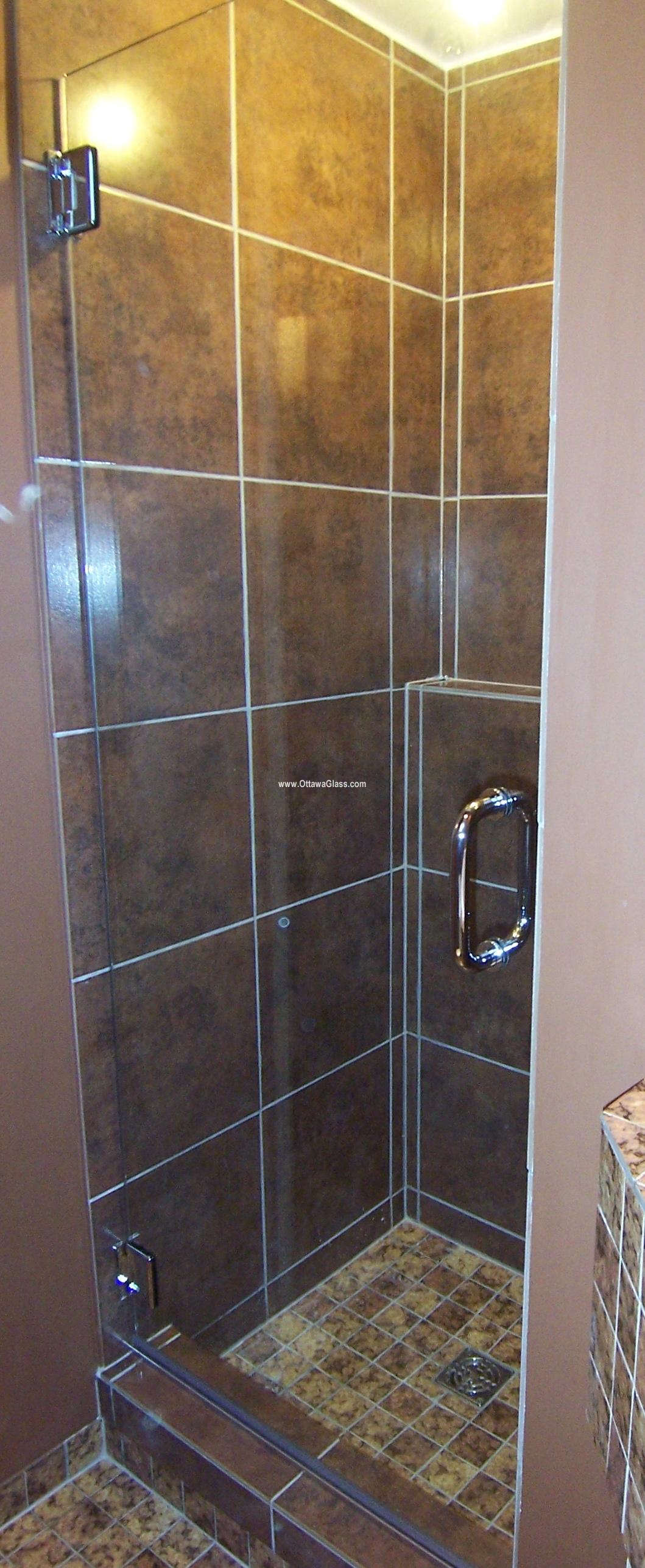Ottawa Glass - Shower Hardware - Pictures